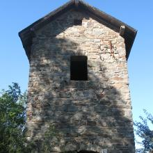 Wüstung Wollseifen - altes Trafohaus