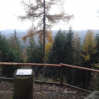 Aussichtspunkt Gerlachsberg