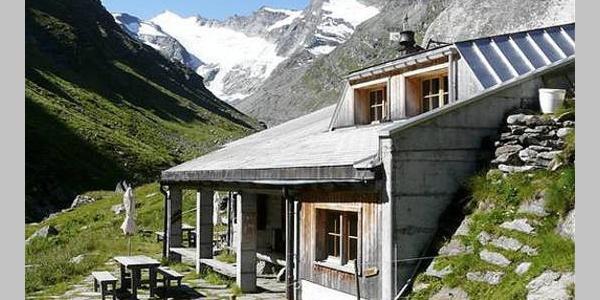 Länta Hütte SAC; Foto: Thomas Meier