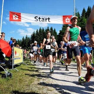 Start-Halbmarathon