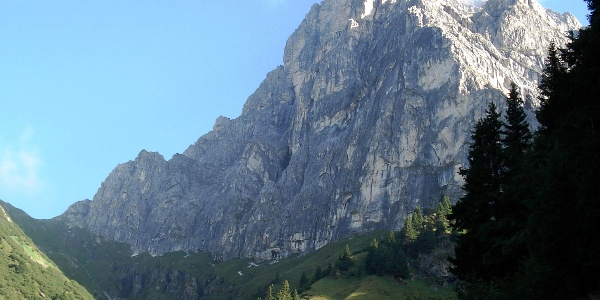 Tribulaun-Südwand