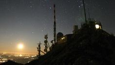 Wendelstein Sternwarte bei Nacht