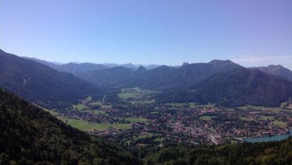 Aussicht von der Riedersteinkapelle