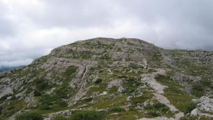 Der Monte Ortigara.