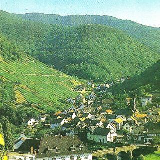 Das Weindorf Rech