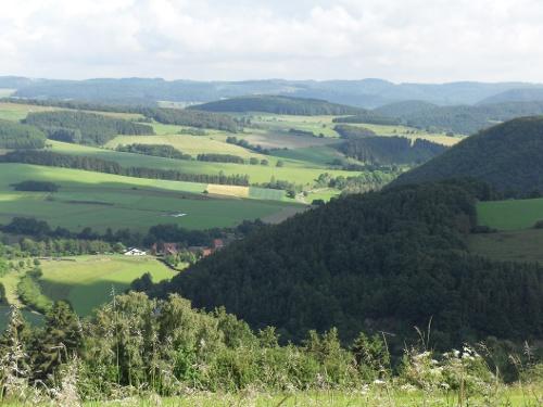 D1 - Wanderung rund um Diemelsee-Deisfeld