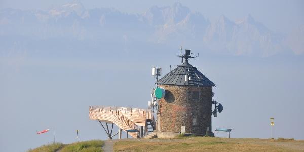 Aussichtsplattform Gerlitzen Alpe