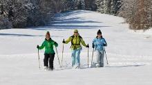 """""""Schönkahler"""" Schneeschuhtour - Skibergsteigen umweltfreundlich"""
