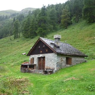 Ardez-Tasna, Hirtenhütte