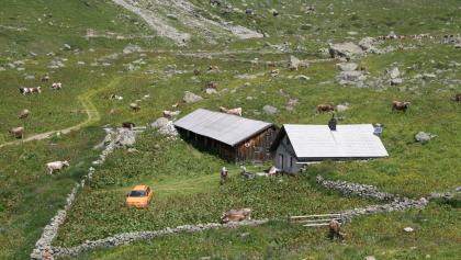 Sennhütte Alp Urschai, Ftan