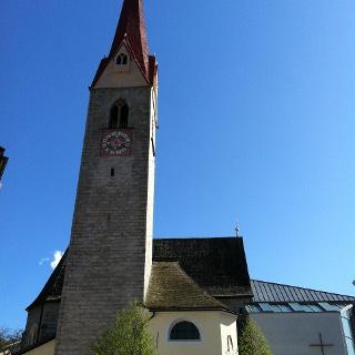 Kirchturm Schabs