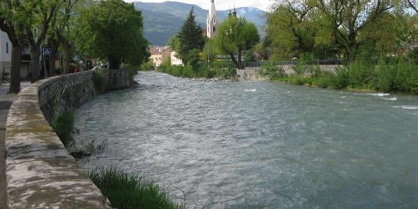 Eisack bei Brixen