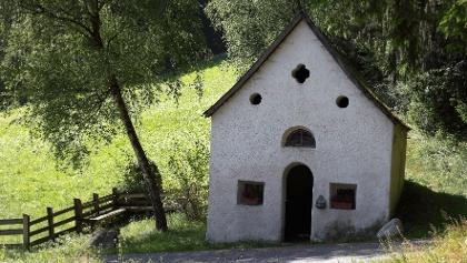 Kapelle beim Rundl