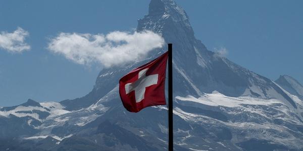 View of the Matterhorn (4,478 m)