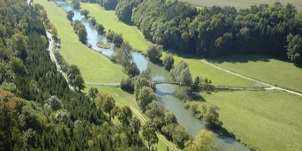 Blick auf die Donau