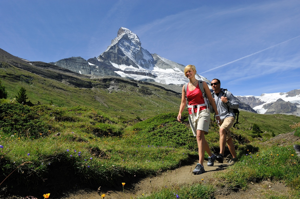 Matterhorn Trail | Zermatt, Switzerland