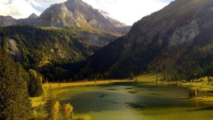 Der Lauenensee.