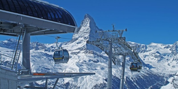 Blauherd: beautiful in both winter and summer, with superb views of the Matterhorn.