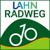 Markierung Lahntalradweg