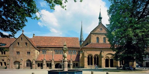 Kloster Maulbronn von aussen
