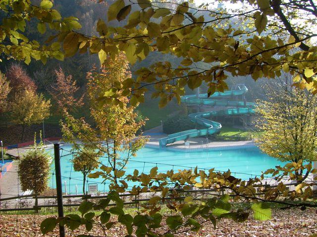 Waldterrassen bad in Biberach