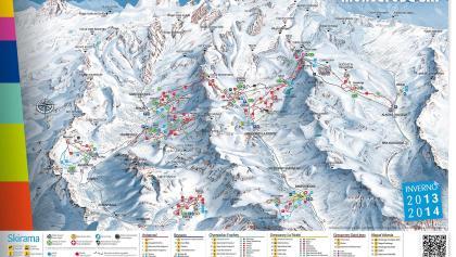 Gruppo monterosa ski