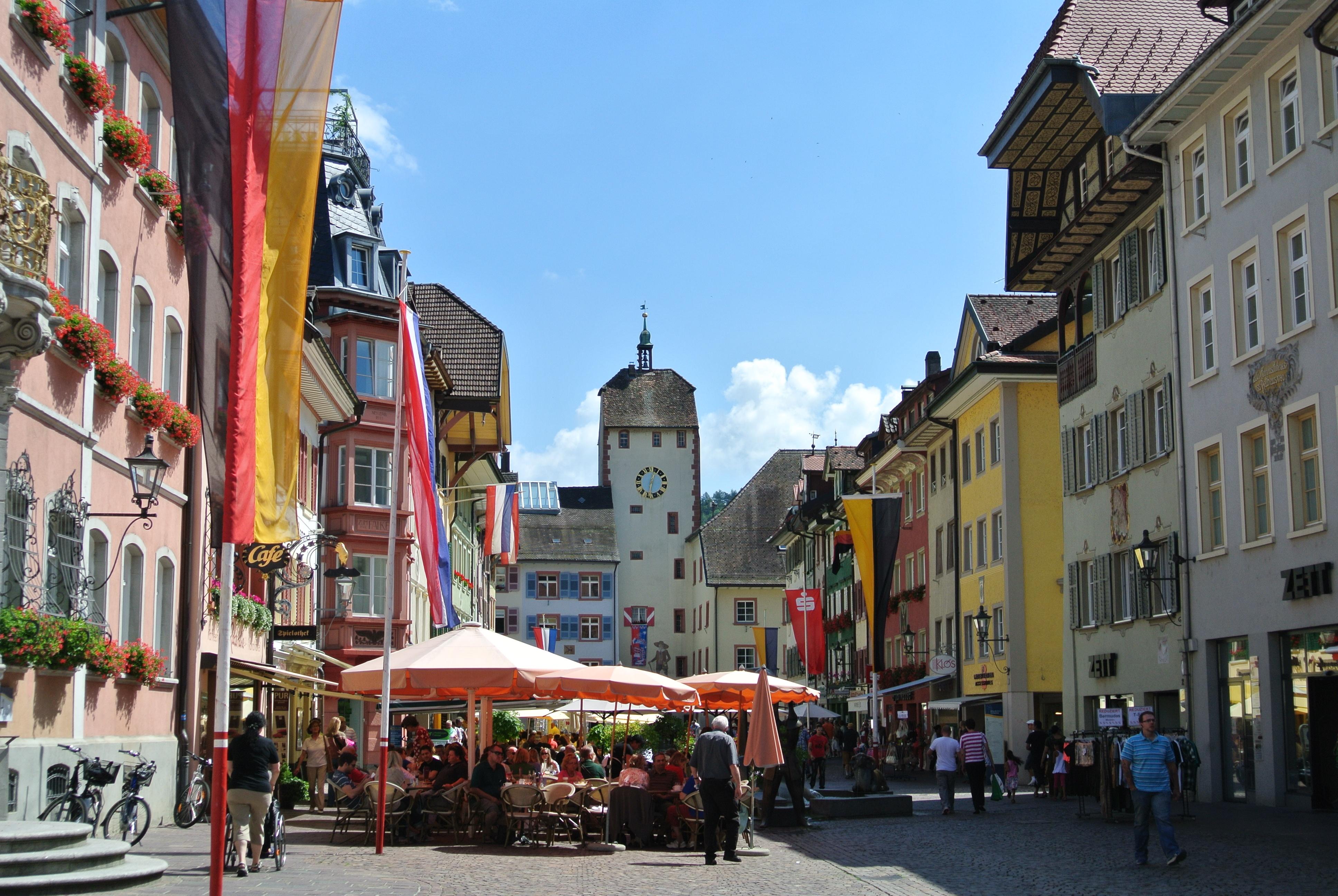 Historische Kaiserstraße