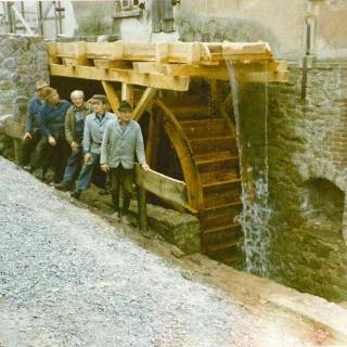 alte Mühle in Elbrinxen
