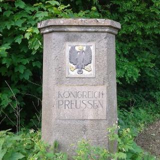 Hoheitsstein in Harzberg