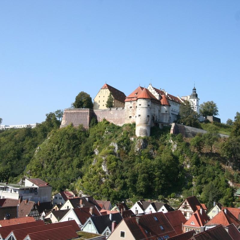 Schloß Hellenstein