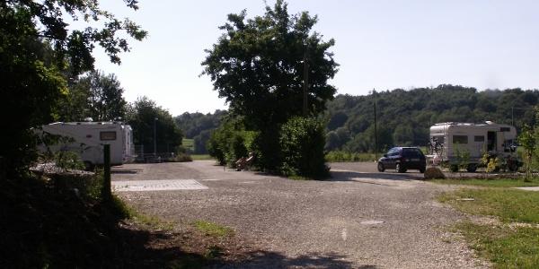 Reisemobilstation Charlottenhöhle