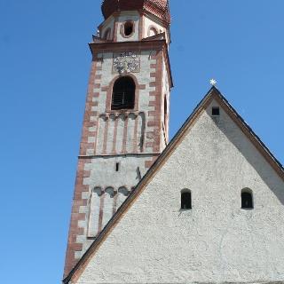 Pfarrkirche Maria Himmelfahrt in Tisens