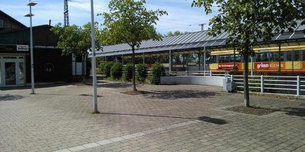 Bahnhof Sachsenheim