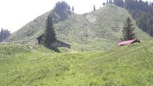 Berglauf zur Alpspitze