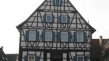 Historischer Rundgang Kleinsachsenheim