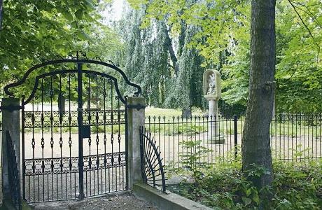 Foto Park mit Moenchssaeule in Ragewitz