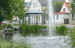Foto Dorfteich in Weinböhla