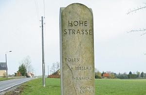 Foto Hohe Straße in Merschwitz