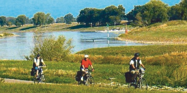 An der Elbe in Belgern