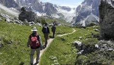 Wanderung auf der Cislealm W. Schwartz