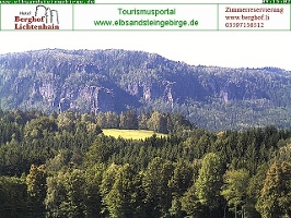 Foto Webcam am Berghof im Sommer