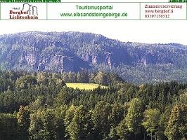 Foto Webcam am Berghof im Sommer