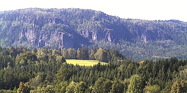 Webcam am Berghof im Sommer