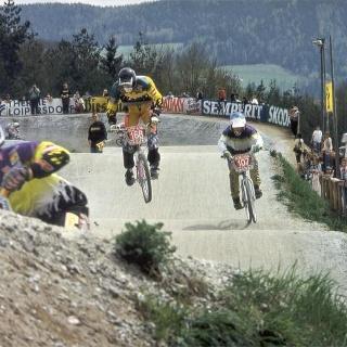 BMX Bahn