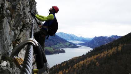 Klettersteig Oberösterreich : Die schönsten klettersteige in oberösterreich