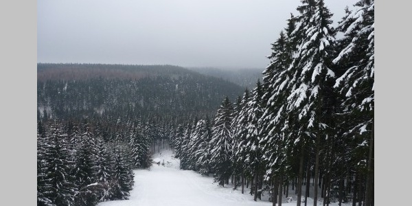 Skihang Oberbärenburg