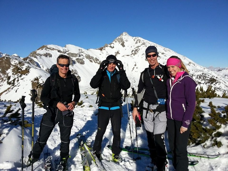 Sichelwand Skitour