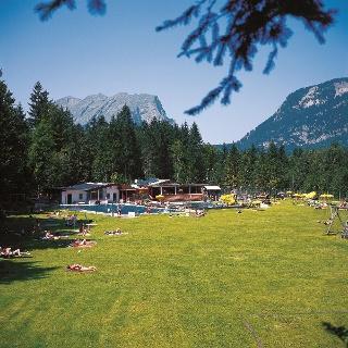 Waldbad Schoppernau