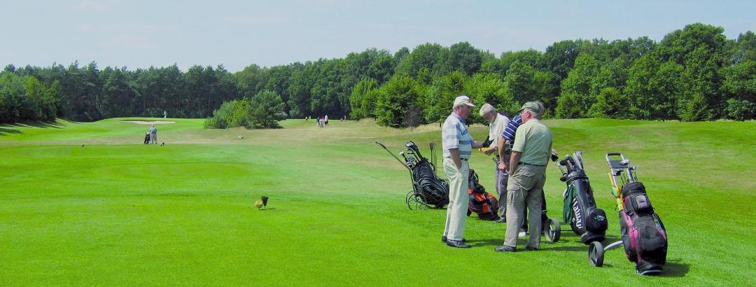 Golf Club Thülsfelder Talsperre