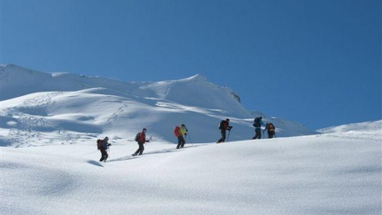 Skitour Jägglischhorn